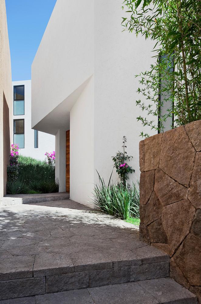 Aeccafe casa la roca in valle de bravo mexico by parque for Casa la roca