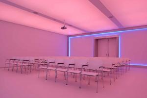 aesthetic pink grunge led rgb lights desktop pale bedroom lighting favim 2048 panel soft colour plaza leds aes