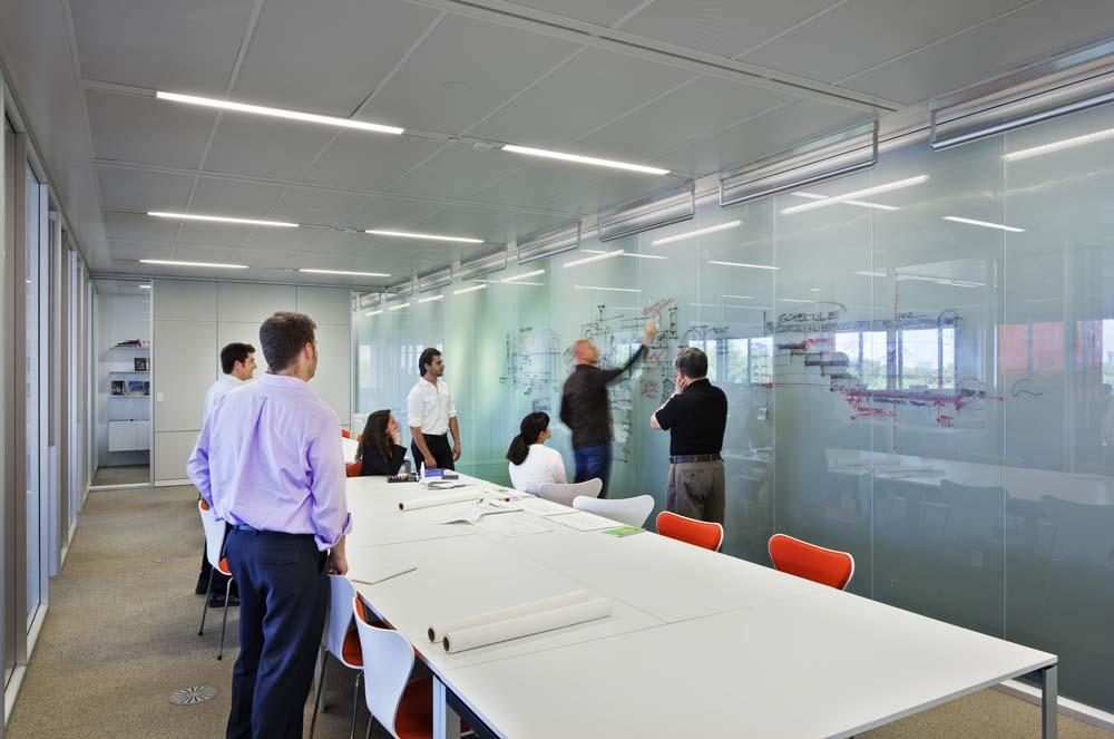 collaborative office collaborative spaces 320. Collaboration Spaces (Image Courtesy Eduard Hueber) Collaborative Office 320