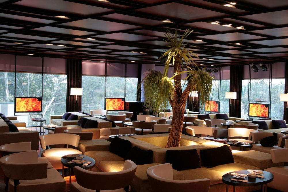 Nisha Bar Lounge In Mexico City Mexico By Pascal Arquitectos