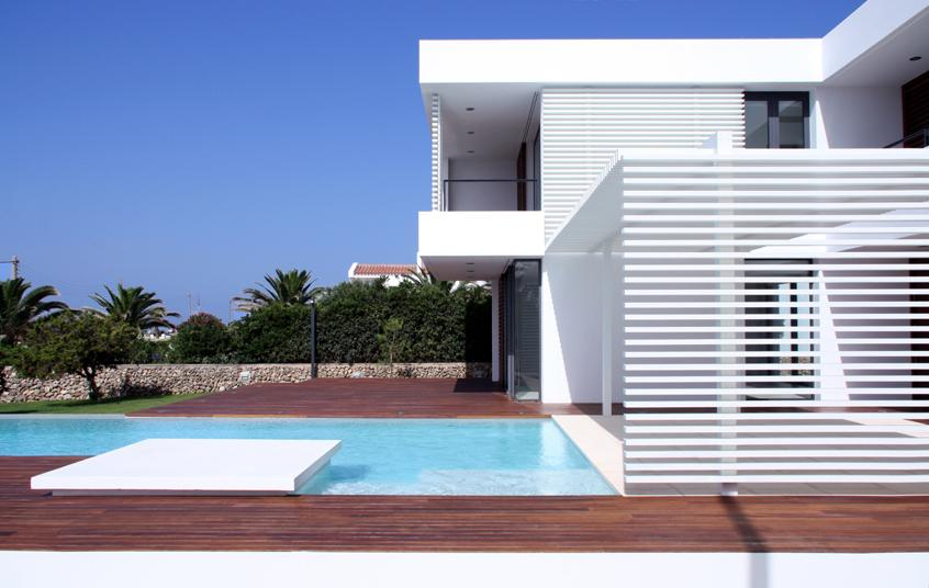 Archshowcase house in menorca spain by dom arquitectura - Dom arquitectura ...