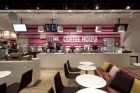 ArchShowcase - Coffee House chain by Amerikka Design ...