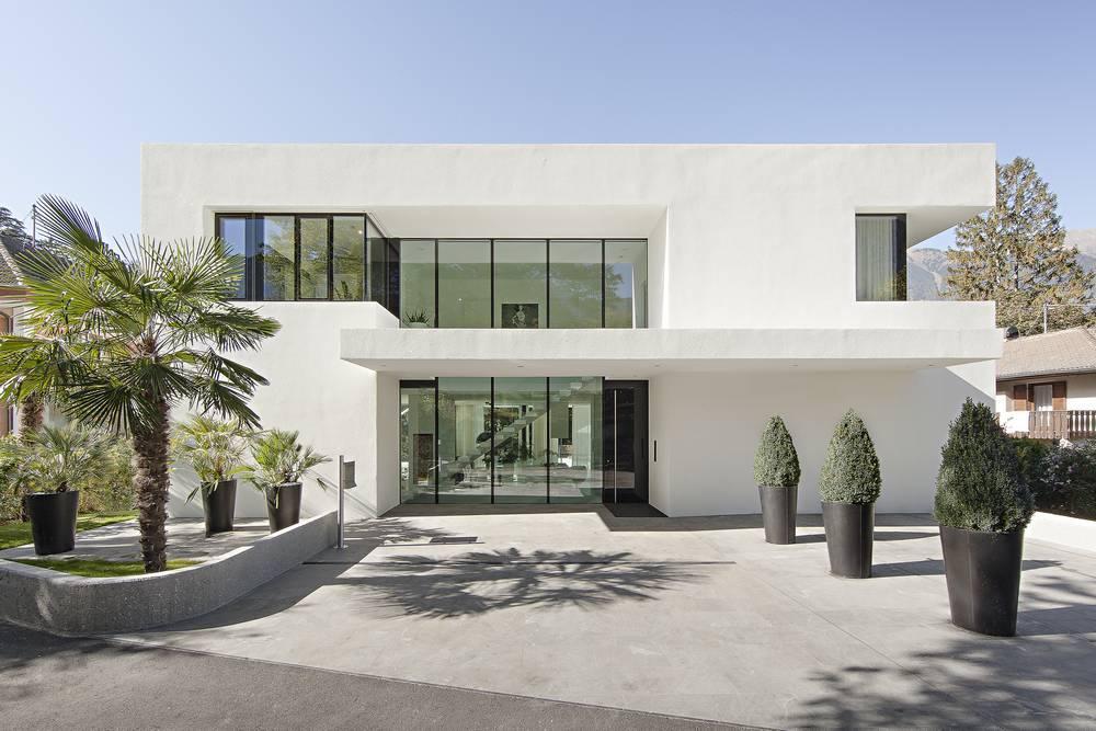 House M In Meran Bz Italy By Monovolume Architecture Design