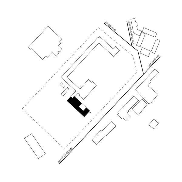 school extension in antwerp  belgium by areal architecten