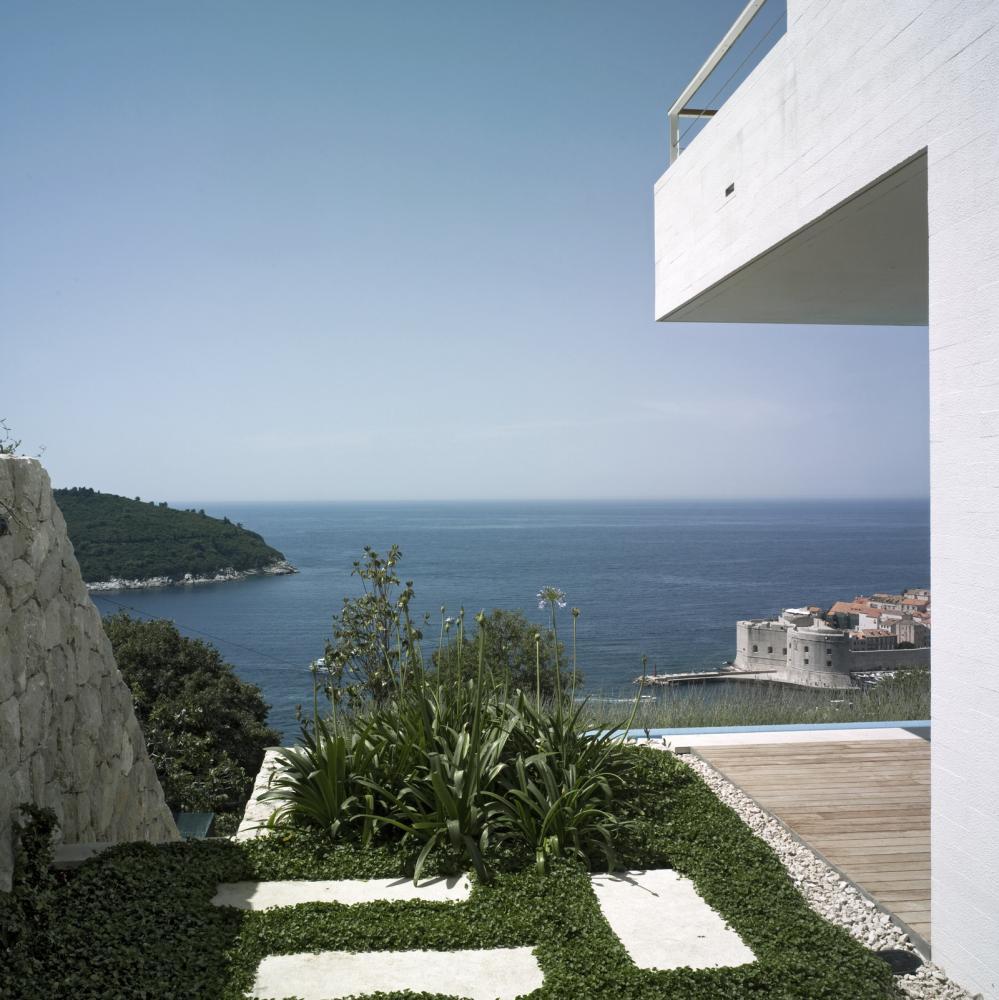 AECCafe: ArchShowcase - House U in Dubrovnik, Croatia by 3LHD