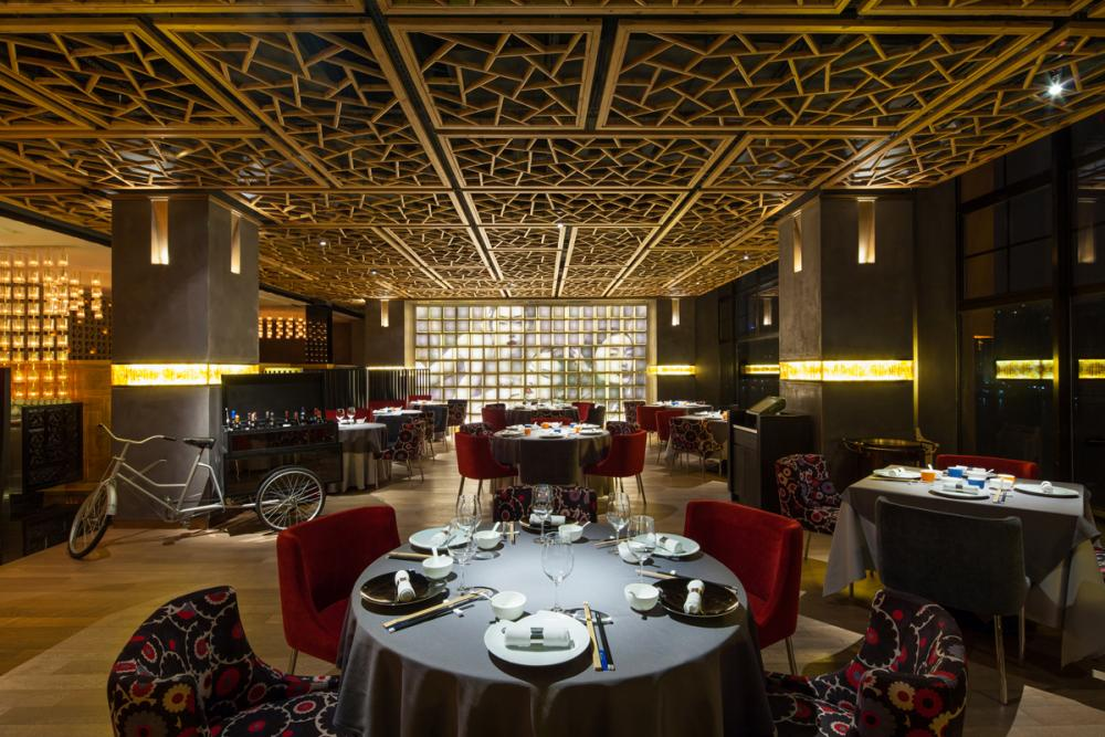 Cantonese fine dining restaurant y2c2 in shanghai china by cantonese fine dining restaurant y2c2 in shanghai china by kokaistudios sciox Gallery