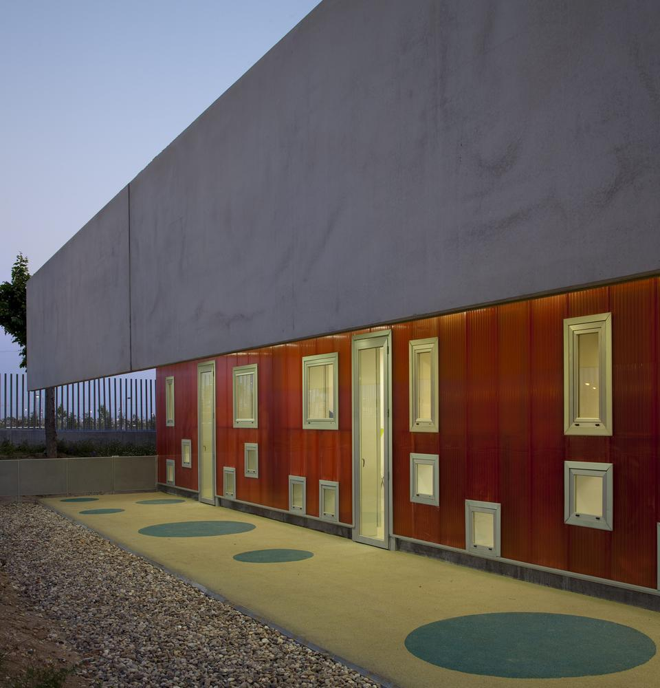 pablo neruda elementary in alcorcón madrid spain by