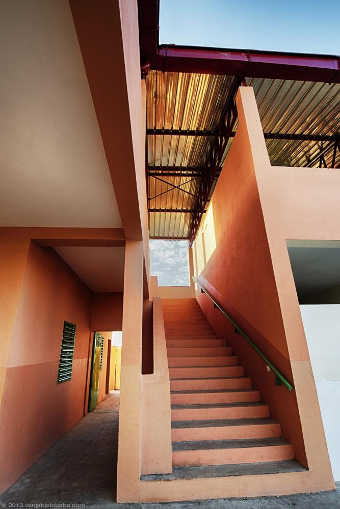 Falatow jigiyaso orphanage in bamako mali by f8 architecture