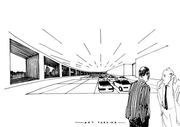 Image Courtesy © Neutelings Riedijk Architects