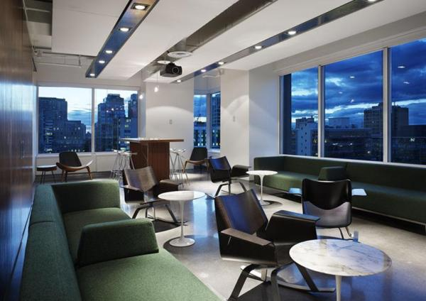 Saatchi Toronto boardroom