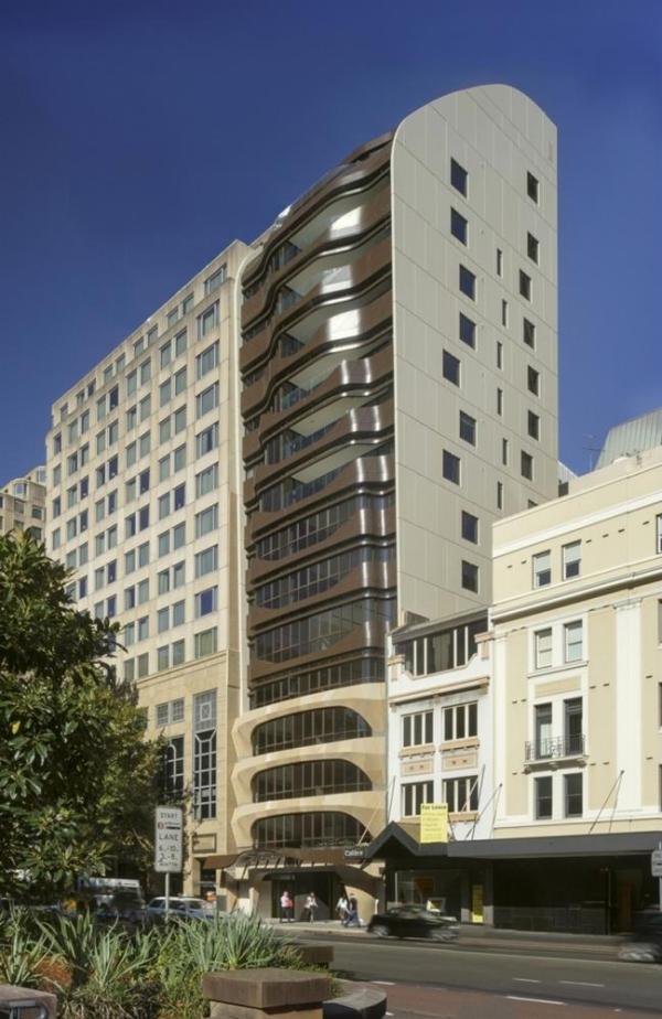 archshowcase eliza apartments in sydney by tony owen. Black Bedroom Furniture Sets. Home Design Ideas
