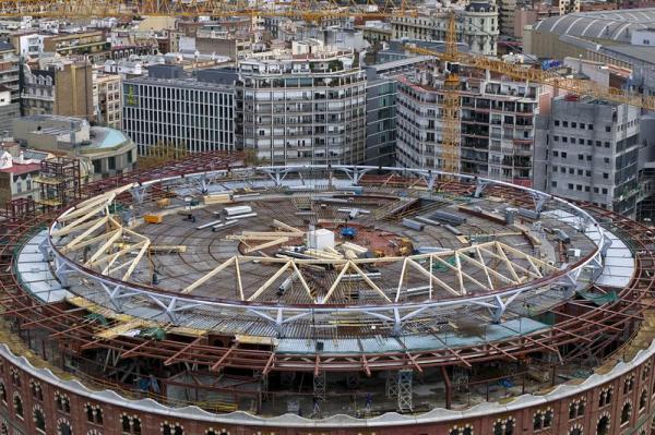 Image Courtesy ©  Josep Maria Mills, David Cardelús, Luis Alonso