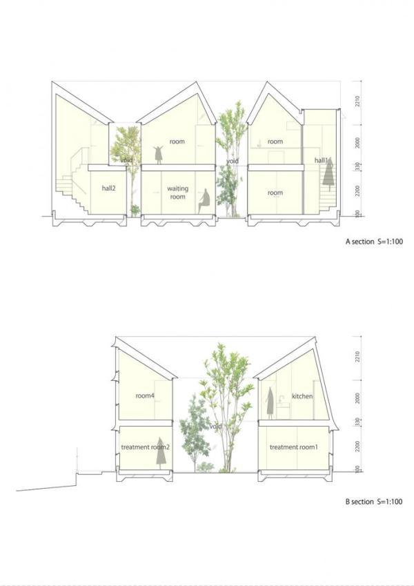 Image Courtesy ©  Tomohiro Hata Architect and Associates