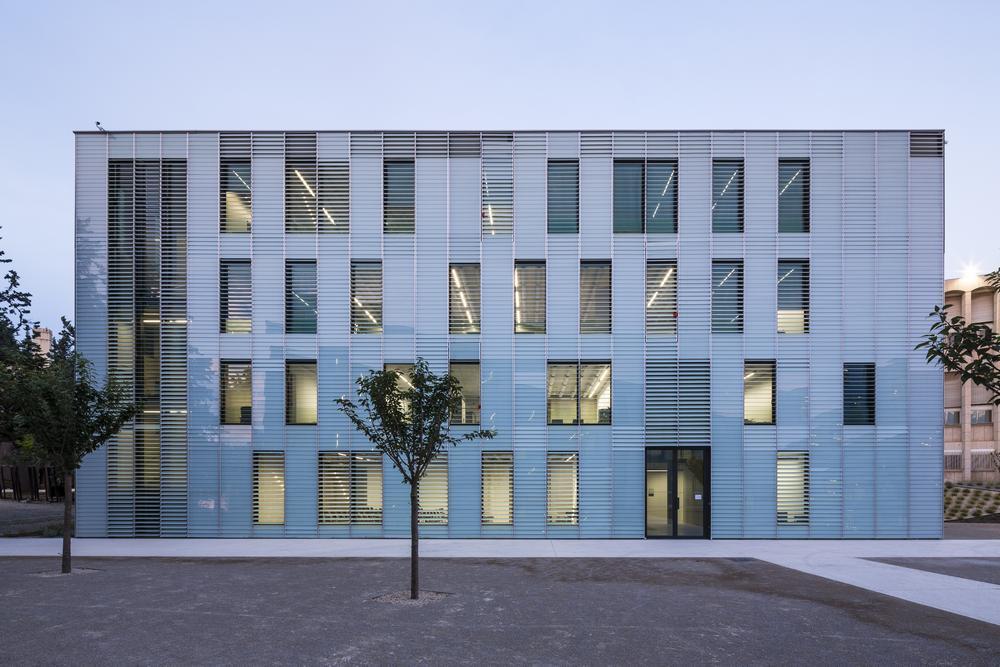 Extension Of Université De Provence In Aix En Provence, France