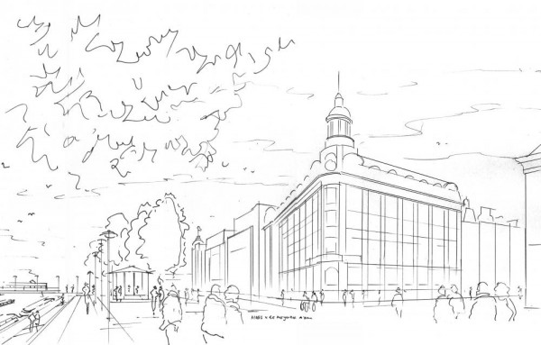 Sketch_North-west_perspective