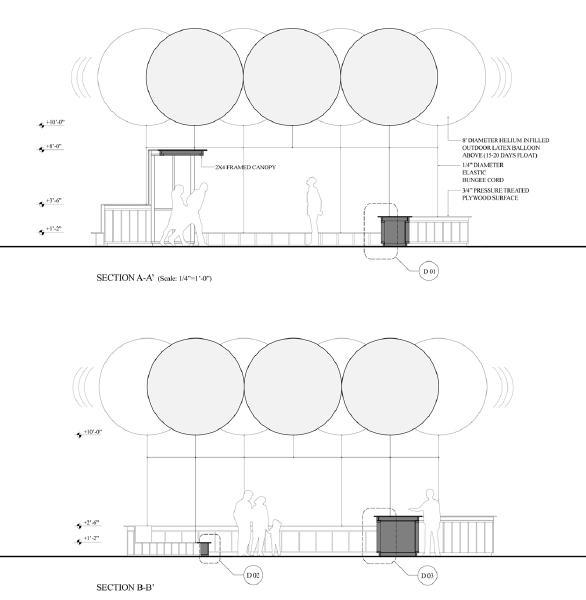 Sections, Image Courtesy © stpmj
