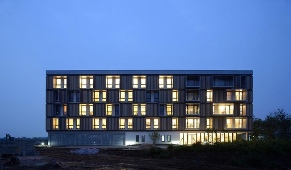 Image Courtesy © Peter Ruge Architekten