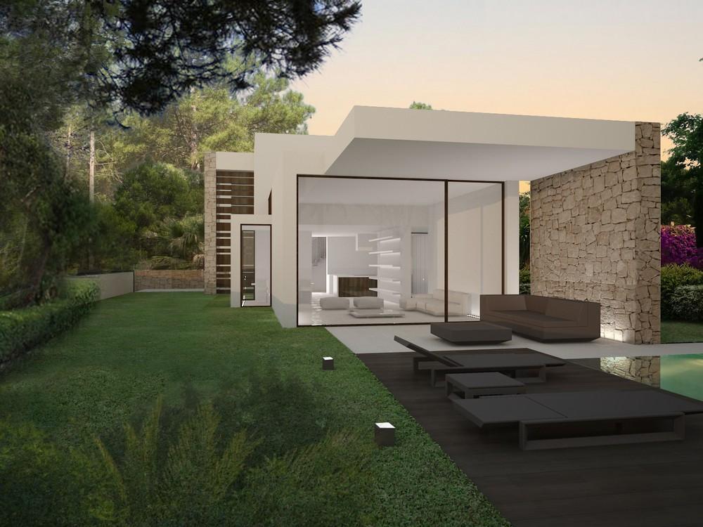 House in el Portet in VALENCIA, SPAIN by Ramon Esteve Estudio