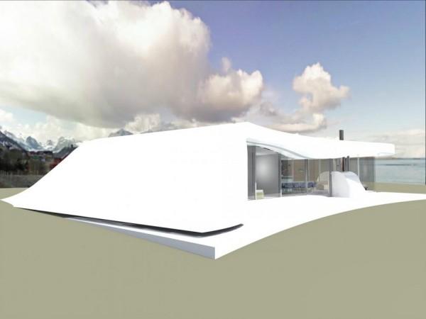 Image Courtesy © Gudmundur Jonsson Arkitektkontor