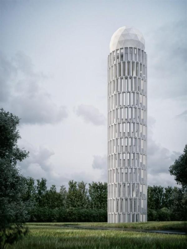 Image Courtesy © Barthélémy-Griño architectes