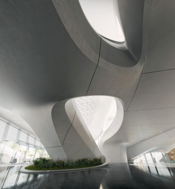 Image Courtesy © ZAHA HADID ARCHITECTS