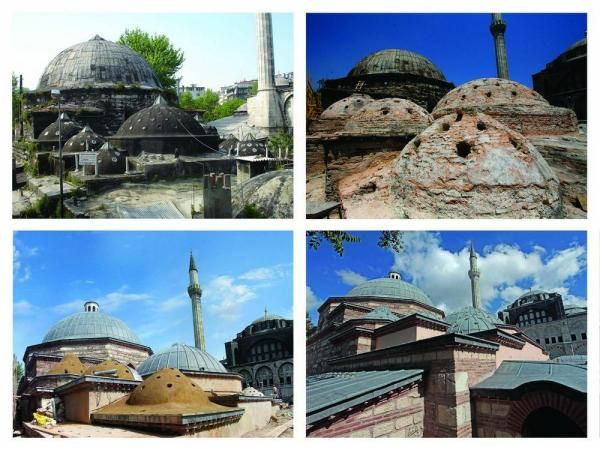 Restoration of the Lead Roofs, Image Courtesy © Ergin Iren