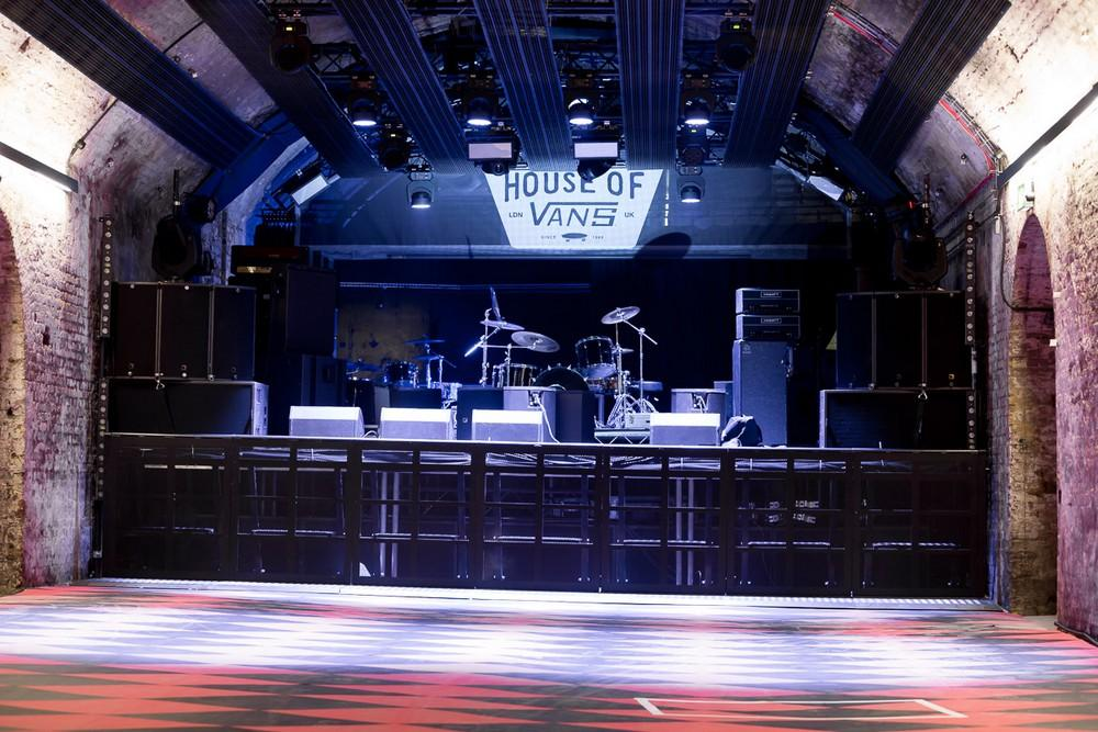1f97c7abac AECCafe  The House of Vans in London