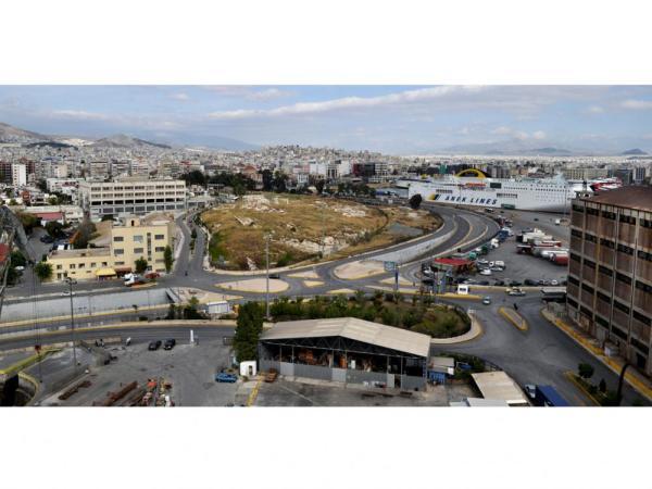Pireaus Port, Image Courtesy © U67 (Fabio Gigone + Angela Gigliotti)
