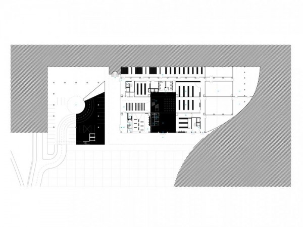 Entry Level Plan, Image Courtesy © U67 (Fabio Gigone + Angela Gigliotti)
