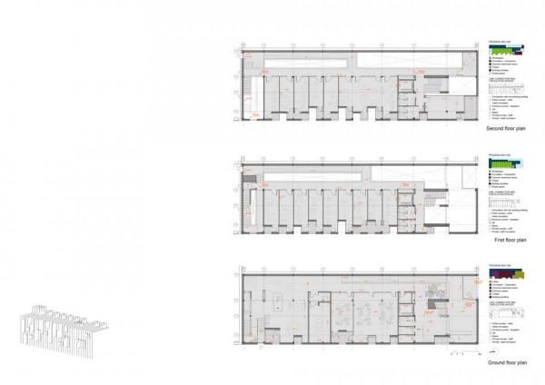 Image Courtesy © Romera y Ruiz Arquitectos