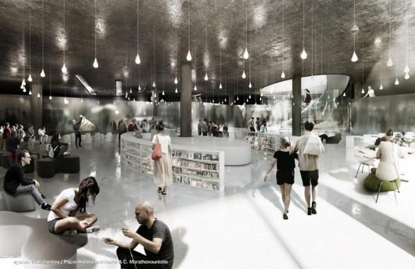 The Multiple Use Center, Image Courtesy © sparch Sakellaridou/ Papanikolaou Architects & Ch. Marathovouniotis
