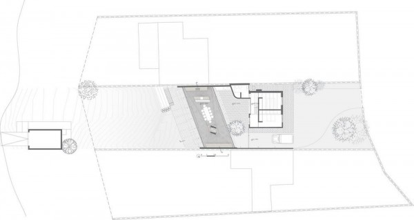 Site Plan, Image Courtesy © NE-AR