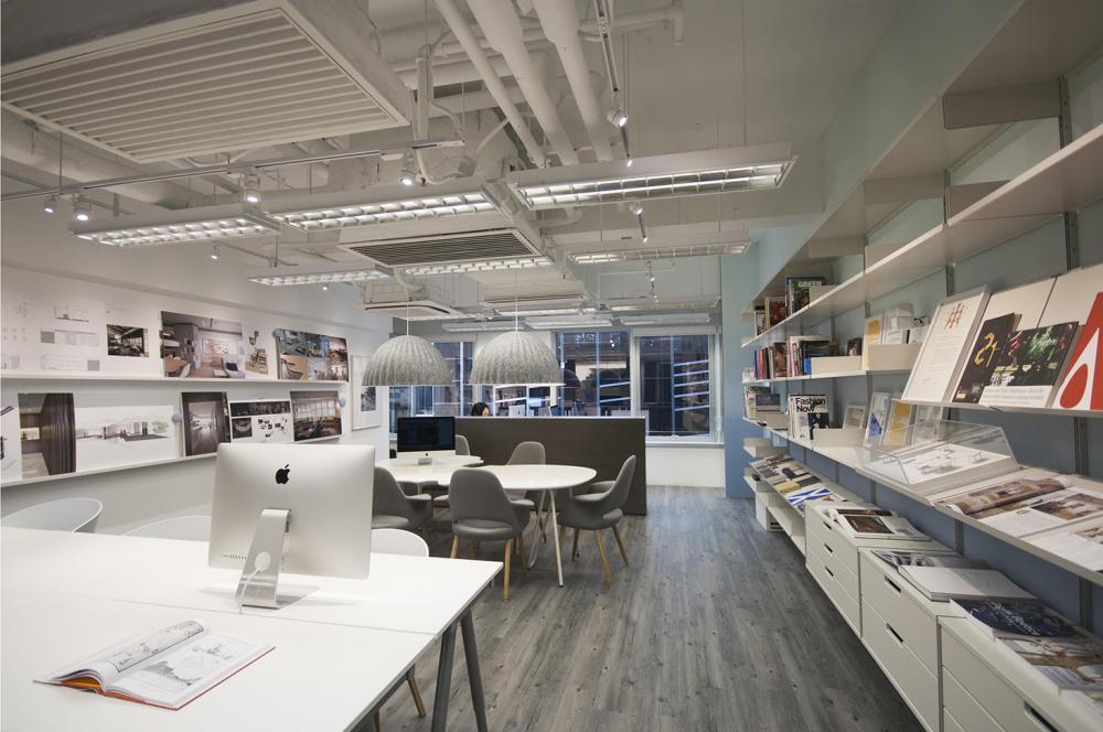 Aeccafe archshowcase for Buro architectes