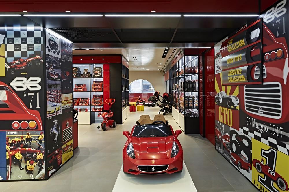 Image Courtesy © Ferrari Spa And Nicola Schiaffino