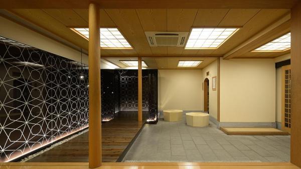 Entrance hall, Image Courtesy © Yasutake Kondo