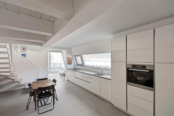 individually designed interiors, Image Courtesy © Roland Krauss