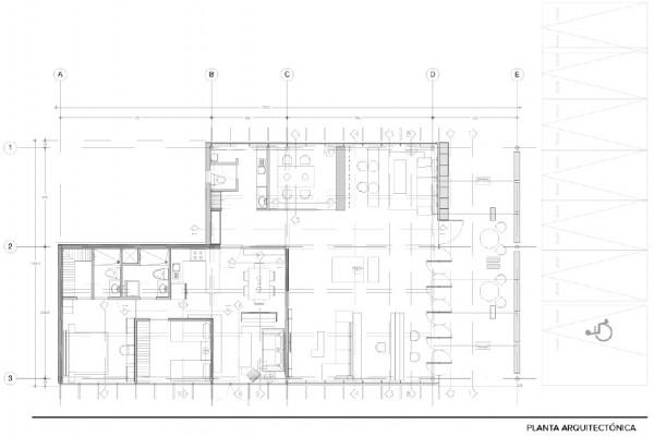 Image Courtesy © Taller David Dana Arquitectura