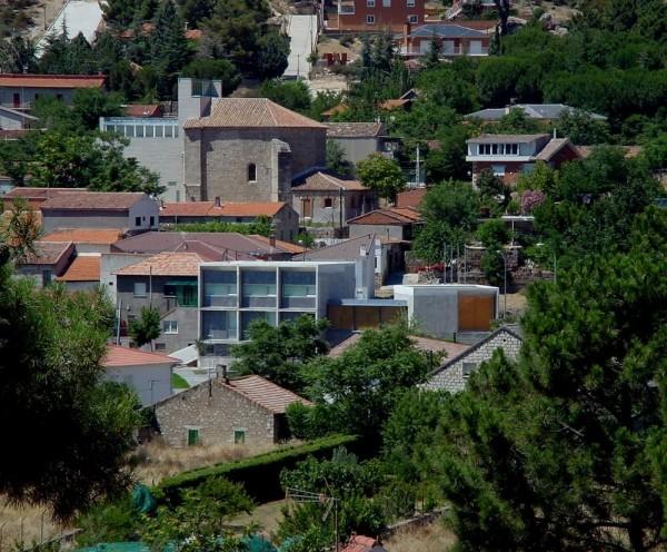 Village Valdemaqueda,Image Courtesy © Paredes Pedrosa Arquitectos
