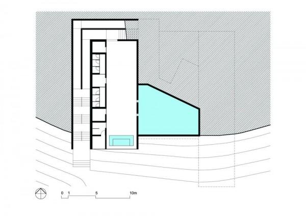 Floor plan - Gallery , Image Courtesy © BCMF Arquitetos / Mach Arquitetos