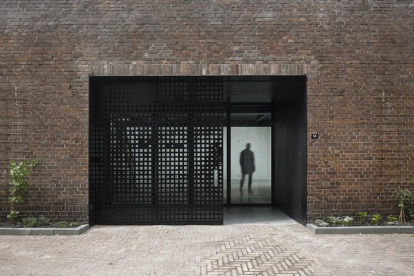 Image Courtesy © Ronald Janssen Architecten