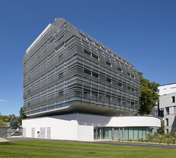 Image Courtesy © François Scali Architecture