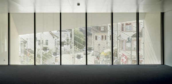 View From Meeting Room, Image Courtesy © Nissen Wentzlaff Architekten