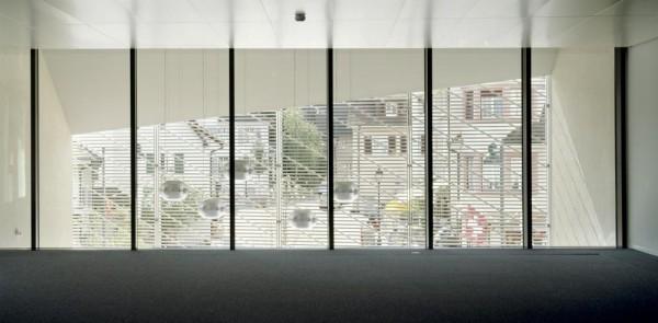 View From Meeting Room, Image Courtesy © Nissen Wentzlaff Architekten