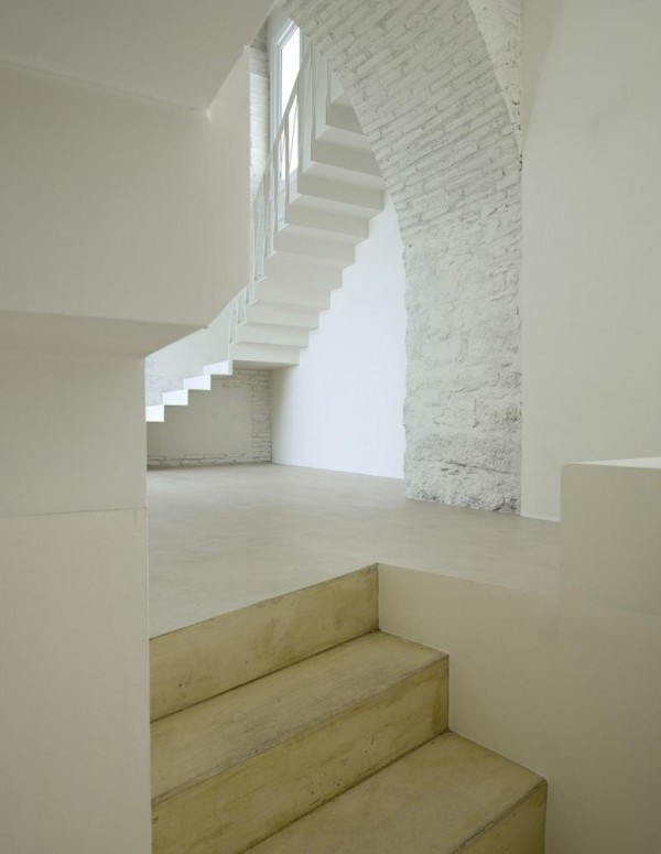 INTERIOR HOUSE A, Image Courtesy © Luis Asin