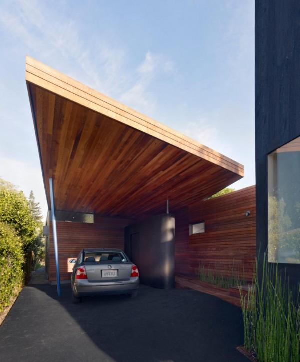 carport, Image Courtesy © Bruce Damonte