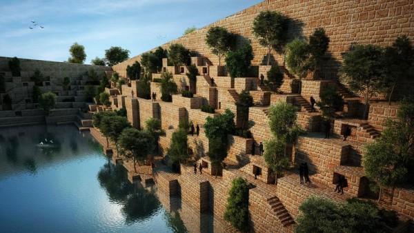 Reservoir by Sanjay Puri Architects, India, Image Courtesy © Sanjay Puri Architects