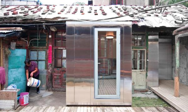 Courtyard House Plugin, China, by People's Architecture Office, Image Courtesy © People's Architecture Office