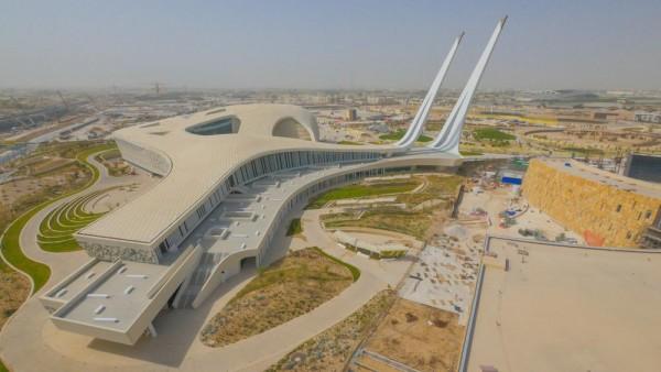 Qatar Faculty of Islamic Studies, Qatar, by Mangera Yvars Architects, Image Courtesy © Mangera Yvars Architects