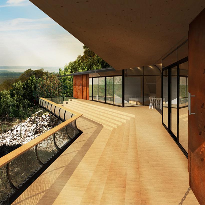 Private Home Queensland Australia: Mount Cotton Eco Cabins In Queensland, Australia By ALEXANDRA