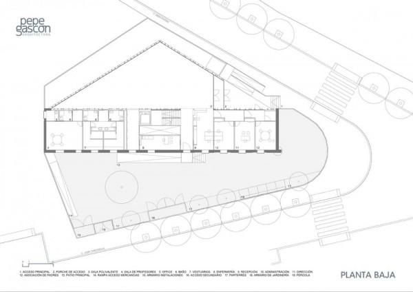 Image Courtesy © Pepe Gascón Arquitectura